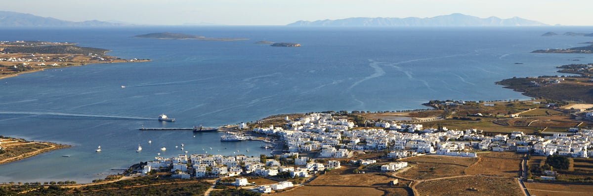 Antiparos, the up & coming island of the Cyclades